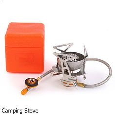 Camping Stove - extensive selection. Need to visit...