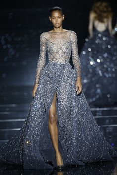 Fashion Friday: Zuhair Murad F/W Haute Couture 2015 Collection Elie Saab, High Fashion Dresses, Fashion Outfits, Zuhair Murad Dresses, Bouchra Jarrar, Couture 2015, Jessica Parker, Fantasy Gowns, Fashion Capsule