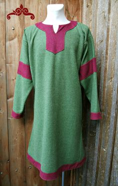 Normannische Tunika, norman tunic