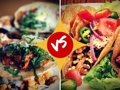 Mini guía para diferenciar la auténtica comida mexicana de la tex-mex