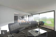 Maison LJ - Extension et rénovation d'une maison néo-bretonne - Séné - Morbihan - Bretagne