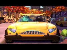 El coche nuevo de Mike. Cortometraje para un consumo responsable