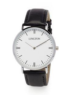 Lington ed2 Silver&White | Lington