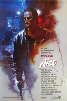 Above The Law, 1988 aka Nico