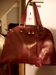 duffle bag ysl - post pics of YSL MUSE bags here - PurseForum | Luxurious (un ...
