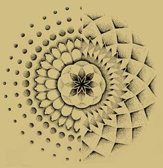 dotwork patterns - Google Search