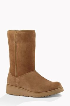 ade3c0d57c Buy UGG® Amie Chestnut Mid Wedge Boot from the Next UK online shop