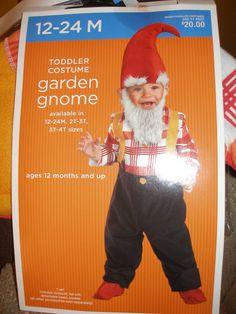 b81cfd980d4 Handmade Halloween - Garden Gnome Tutorial Gnome Tutorial