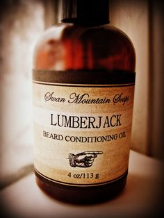 Who wouldnt want their men to smell like lumberjacks? How Romantic!