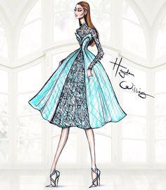 Hayden Williams Haute Couture SS15: Look 4