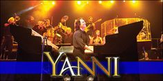 """An Evening with Yanni"" at Abravanel Hall on July 12th! (3 Seating Options Available)"