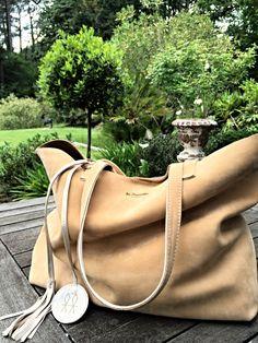 Cabas XL Biche → disponible sur www.leszirondelles.com