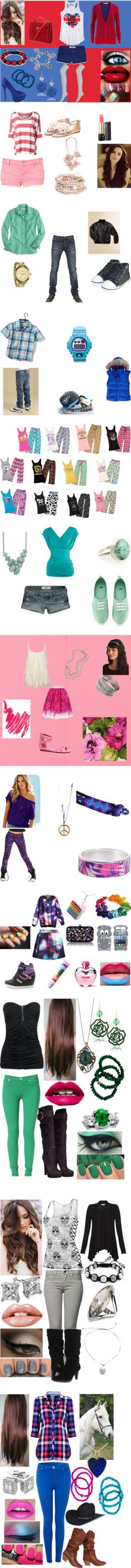 """""""Normal"""" by jujuxx33 ❤ liked on Polyvore"""