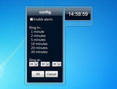 Viblack Alarm Windows 7 Gadget http://win7gadgets.com/clock/viblack_alarm.html  #Alarm, #clock, #windows7, #gadgets, #desktop