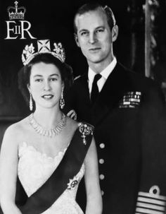 Rare Royal Couple Pics of Diana/Charles, Kate/William, Elizabeth/Philip You Haven't Seen - Princess Anne, Prince And Princess, Princess Of Wales, Elizabeth Philip, Queen Elizabeth Ii, Pictures Of Queen Elizabeth, Prinz Philip, Royal Queen, 25th Wedding Anniversary