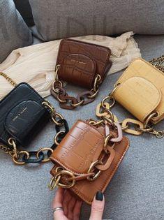 You searched for akolzol.com Leather Crossbody Bag, Pu Leather, Fashion Tag, Types Of Bag, Cross Body Handbags, Straw Bag, Messenger Bag, Chain, Mini