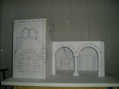Fontanini Nativity, Architectural Columns, Christmas Nativity, Construction, New Set, Staging, Portal, Cribs, Christmas Decorations