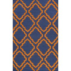 You'll love the Gaillard Orange Area Rug at AllModern - With Great Deals on modern Décor  products and Free Shipping on most stuff, even the big stuff.