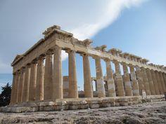The Parthenon!!