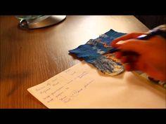 Усадка валяных изделий и как правильно увеличить выкройку для валяния