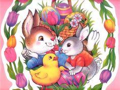 Desenhos de Páscoa para Imprimir – Fotos