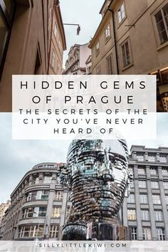 the 10 best kept secrets in Prague: an off-the-beaten-path guide to the Czech ca. - the 10 best kept secrets in Prague: an off-the-beaten-path guide to the Czech capital — silly. Europe Travel Tips, Travel Guides, Places To Travel, Places To See, Prague Places To Visit, Travel Destinations, European Vacation, European Travel, Budapest