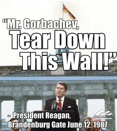 25 years today, Reagan made this speech. http://www.facebook.com/youngamericasfoundation
