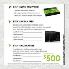 Would $500/week make a difference in your life?  Can you count to 3?!  Did you know that the over 70,000 distributors in #ItWorksGlobal only need to count to 3 to be successful in this company?  Can you do that?!  Contact me if you think that you can...Suzanne 732-207-6819,  Starr_sz@yahoo.com Http://SuzanneStarr.MyItWorks.com #ItWorks #wraps #itworksincome #debtfree #BetterTogether #Teamwork