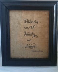 Grey's Anatomy/Grey's Anatomy Quote/Best Friend quote/Best Friend…
