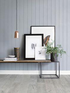 Her er din neste veggfarge - Fargesetting - ifi. Abstract Watercolor Art, Marianne, Bedroom Green, Entryway Bench, Ikea, Cabinet, Living Room, Storage, Interior