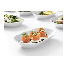 IKEA 365+ Serving plate, white