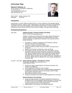 top 10 cv resume example - What Is A Cv Resume Examples