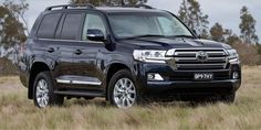 2018 Toyota Land Cruiser - brutal and reliable - https://carsintrend.com/2018-toyota-land-cruiser/