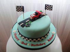 racing car cake designs   Ideas Divertidas para Cumpleaños