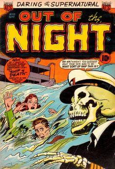 Retrospace: More Vintage Horror Comic Covers