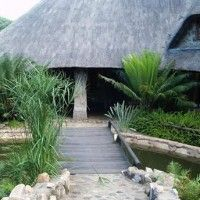 Moholoholo Ya Mati Lodge and Wedding Venue with private chapel on the banks of the Blyde River in Limpopo. Luxury self-catering and campsite accommodation in bush chalets.
