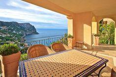 Wonderful sea view apartment in perfect location in Port Andratx, Mallorca