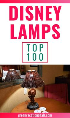 If you're a Disney fan, then can you imagine something more perfect in your home than a Disney themed lamp? You need to see this list of the 100 best Disney lamps! They are perfect for any room of your house or apartment. These lamps are themed to Disney movies, characters, shows & parks (like Walt Disney World). Includes Star Wars, Mickey Mouse, Polynesian Village Resort at Disney World, Peter Pan, Nightmare Before Christmas, Toy Story, Descendants, Alice in Wonderland & more. #Disney #Lamps Disney Winnie The Pooh, Baby Disney, Mickey Mouse Lamp, Disney Lamp, Disney World With Toddlers, Polynesian Village Resort, Kids Room Lighting, Disney Princess Ariel, Disney World Planning