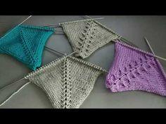 Knitting Charts, Sweater Knitting Patterns, Knitting Stitches, Free Knitting, Baby Knitting, Crochet Patterns, Knitting Projects, Crochet Projects, Knitting Increase