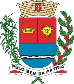 Araras Coat of Army - Brazil