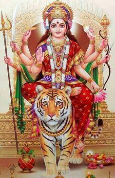 navaratri special durga puja picture collection - Life Is Won For Flying (WONFY) Maa Durga Photo, Maa Durga Image, Durga Kali, Shri Hanuman, Durga Puja, Shiva Shakti, Durga Goddess, Lord Durga, Shiva Linga