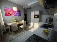 Design Interior Bucatarie