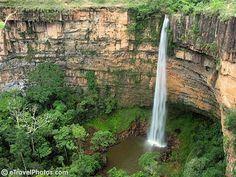 Parque Nacional da Chapada dos Guimaraes. Chapada dos Guimaraes, Brazil.