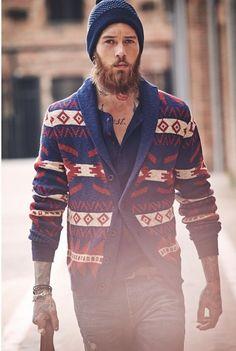 Hombres tan guapos que les perdono que sean hipsters ⋮ Es la moda