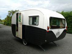 1962 Starliner vintage caravan