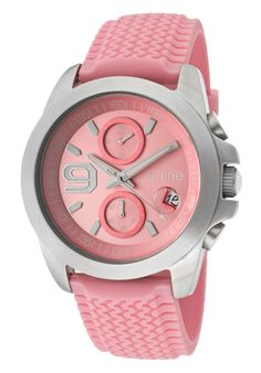 Price:$149.99 #watches a_line 80011-015-PN, a_line's Aroha collection follows a_line's philosophy of bringing women the same quality and luxury of watches that men have been getting for years at a value. To that end a_line allows women to wear a large timeless watch that has a feminine touch. Your husband will be jealous.