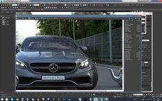 Corona renderer shadowcatcher tutorial