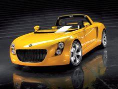 VW Eco Racer Concept 2005