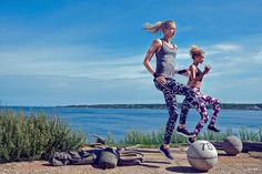 The H&M Sport Collection is Affordable, Comfortable and Stylish #fashion trendhunter.com