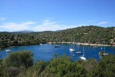 Meganisi island, Ionion sea-Greece.
